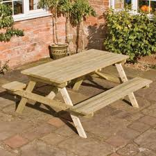 Bench And Table Set Garden Tables And Benches Home Outdoor Decoration