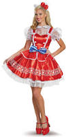 halloween kitty costumes authentic hello kitty costume for women buycostumes com