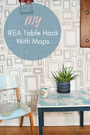 Ikea Kids Table by How To Use Mapbox For An Amazing Ikea Kids Table Hack Pillar Box