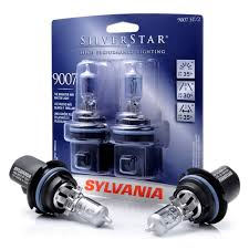 sylvania 33335 high and low beam silverstar headlight