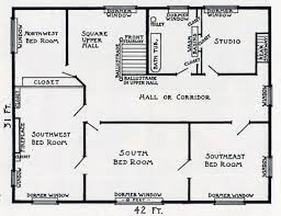 Dutch Colonial Floor Plans by An Old Colonial Homestead Born Again U201d A Peek Inside Lady Moody U0027s