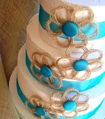 turquoise and burlap wedding invitations turquoise and burlap