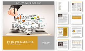 brochure template word 36 free word documents download free