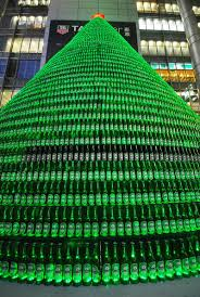 divine images of christmas decoration using heineken christmas