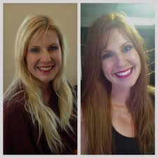 Before After Hair Extensions by Before After Day Before After Hair Color