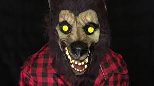 werewolf dad animated prop grandin road halloween prop review