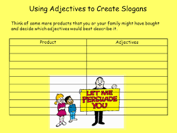 describe it writing adverts this resource is aimed at years 5 and 6 there are