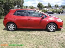 toyota auris used car 2006 toyota auris hatchback used car for sale in pretoria central