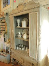 shabby chic china cabinet distressed antique china cabinet shabby chic