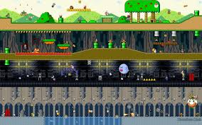 Super Mario World Map Video Game Gallery Wallpaper Avatars More