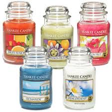 yankee candles summer collection home fragrances candles air
