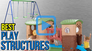top 10 play structures of 2017 video review
