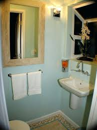 small powder room sinks powder room sink barn wood powder room vanity with vessel sink