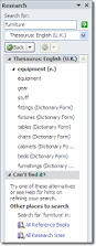 Cabinets Synonyms Thesaurus In Microsoft Word