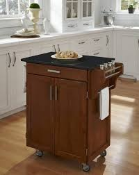 rustic kitchen islands on wheels sink and electric stove white l