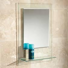 hib bathroom mirrors orb 50 mirror 70 x 50 x 4 5cm bathrooms