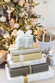 container store christmas wrapping paper 10 easy christmas gift wrapping ideas to take your presents to the
