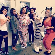Cheap Halloween Costumes Girls 25 Cat Lady Costume Ideas Ladies Halloween