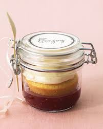 wedding cake jars 50 desserts in a jar the cottage market