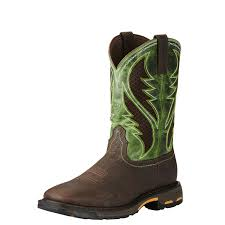 slip on biker boots work boots men u0027s work boots ariat