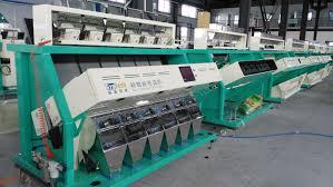 plastics flake sorting machine plastic color sorter machine