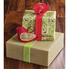 container store christmas wrapping paper burlap wrapping paper the container store