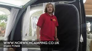 Kampa Motorhome Awnings Kampa Motor Ace Air 400 Motorhome Awning 2017 Youtube