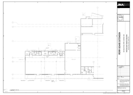 dimensioned floor plan houston county boe annex facilities houston county schools