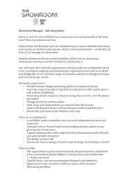 Part Time Interior Design Jobs by Merchandiser Job Description Job Analysis Of Production Manager