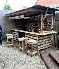 How To Build A Shed Out Of Wooden Pallets by The 25 Best Portable Bar Ideas On Pinterest Bar Stand Food