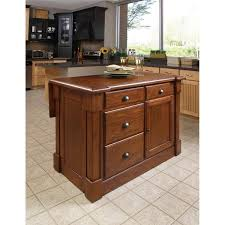 cherry kitchen island aspen rustic cherry kitchen island by home styles free shipping