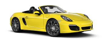 Porsche Boxster Yellow - porsche boxster colours guide and prices carwow