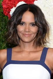 bob look hairstyle halle berry has a wavy bob now and it u0027s her best hair look ever