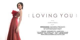 wedding dress di bali prewedding di bali on promo loving you bridal