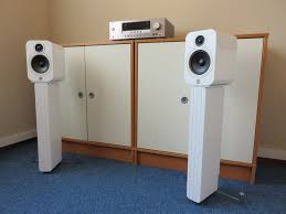 Bookshelf Speaker Placement Q Acoustics 3020 Speakers And Concept 20 Stands Recordings Youtube