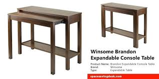 Expandable Console Table Expandable Console Table Javi333