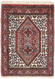 Bidjar Persian Rug Red 1 U0027 5 X 2 U0027 Bidjar Persian Rug Persian Rugs Esalerugs