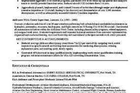 Veteran Resume Examples by Veteran Affairs Business Letter And Veterans Disability Award