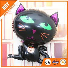 Giant Inflatable Halloween Cat List Manufacturers Of Halloween Inflatable Black Cat Buy