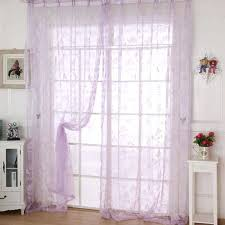 Multi Colored Curtains Drapes Sheer Window Curtains Teawing Co