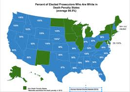 Black Death Map Race And The Death Penalty Death Penalty Information Center
