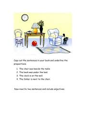 prepositions year 3 by ladee rose teaching resources tes