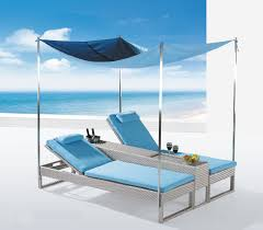 Lounge Patio Furniture Patio Gray Wicker Lounge Chairs With Blue Cushion Wonderful Chaise