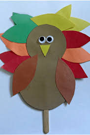 thanksgiving turkey craft free printable live well play together