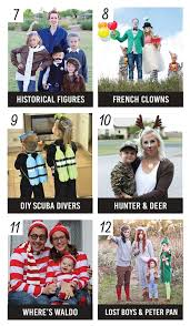 101 awesome family halloween costume ideas the dating divas