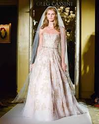 wedding dresses america oleg cassini fall 2017 wedding dress collection martha stewart