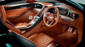 bentley orange interior 2017 bentley continental supersports interior youtube