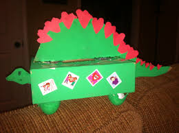 Monster Valentine Box Decorating Ideas by Valentine Box Dinosaur Valentines Pinterest Box Holidays