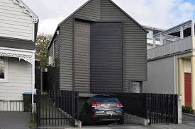 Home Building Design Checklist Parking Under The House Auckland Design Manual
