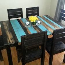 dining room table rustic rustic dining table dining room table from alexfurniture1 on